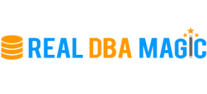 Real DBA Magic