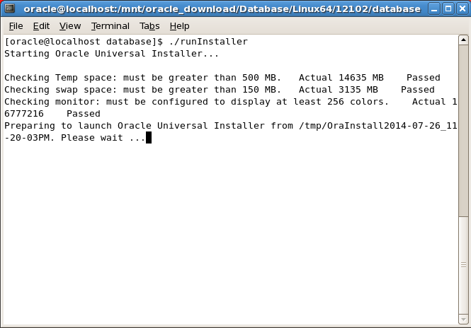 2014-07-26 23_20_15-Oracle 12c 12102 [Running] - Oracle VM VirtualBox