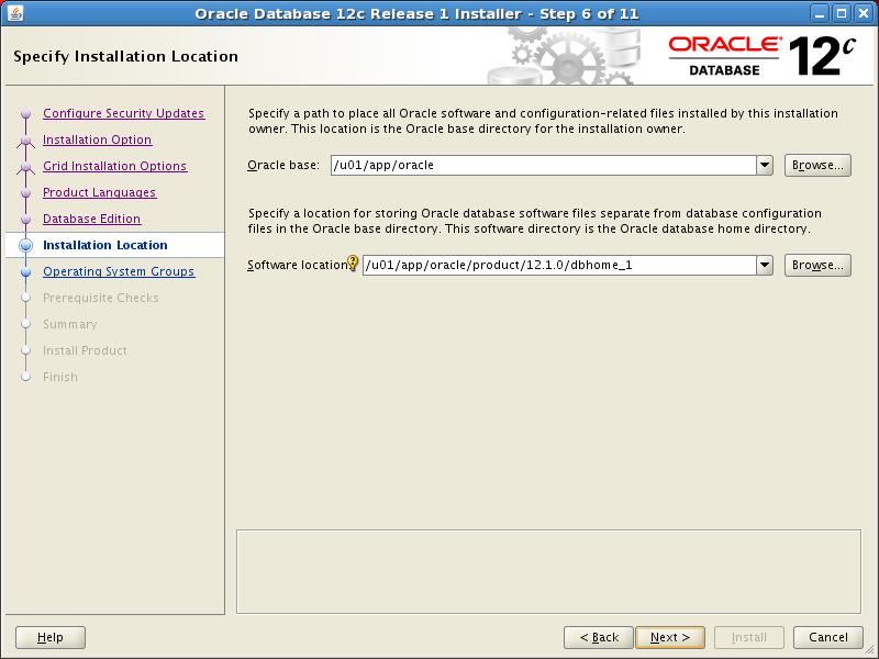 Installing Oracle 12 1 0 2 - Part 1 - Real DBA Magic