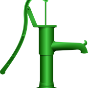 Green water pump